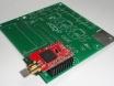 GPS montado sobre el circuito impreso principal